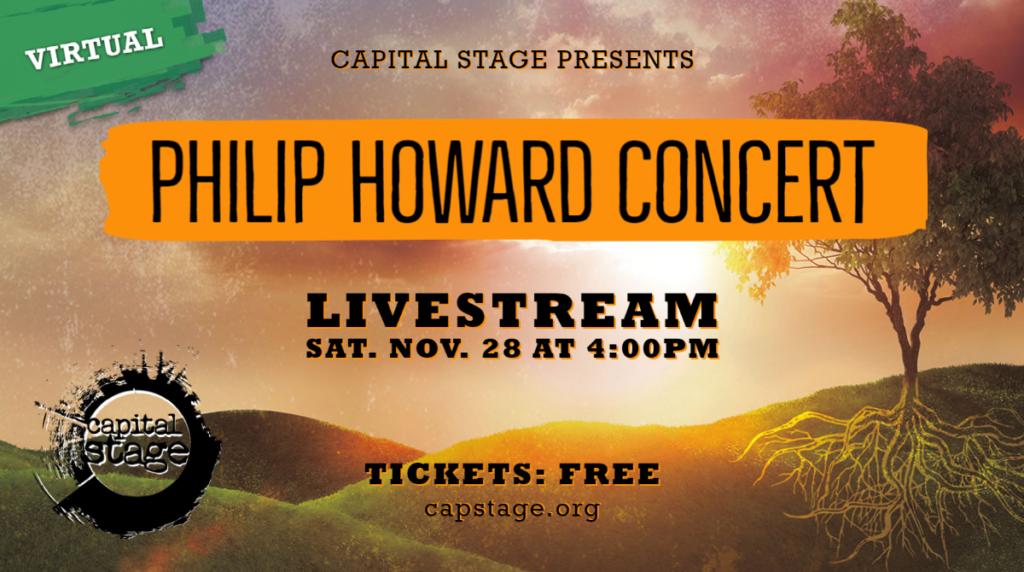 Philip Howard Concert