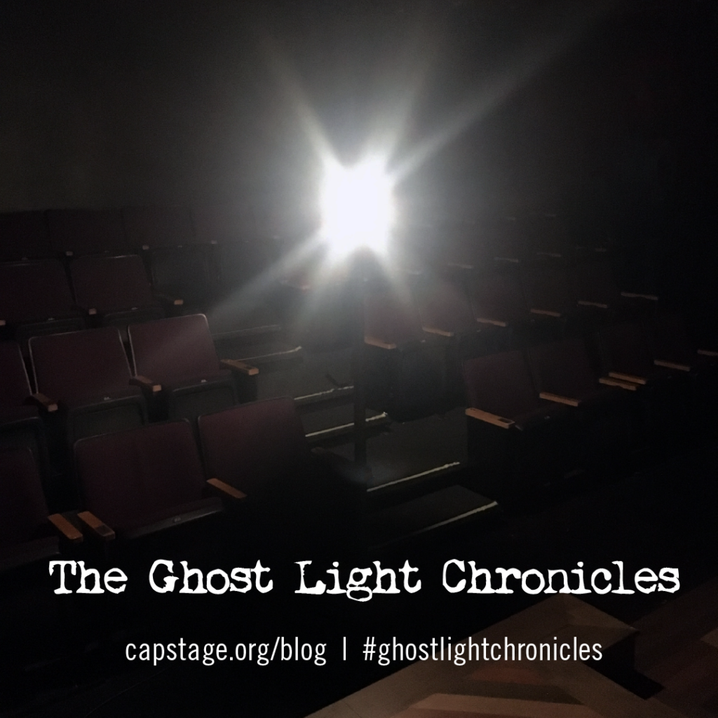 The Ghost Light Chronicles logo
