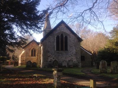 St Bartholomew, Burstow
