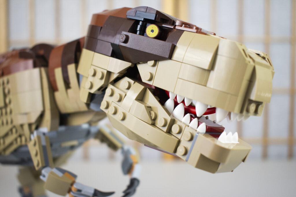 T-Rex Closeup