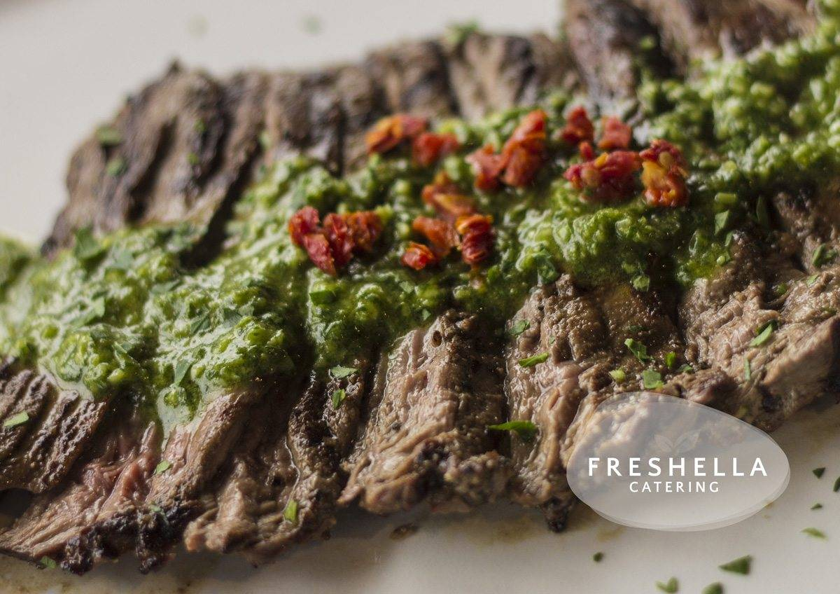 Florentine Seared Skirt Steak