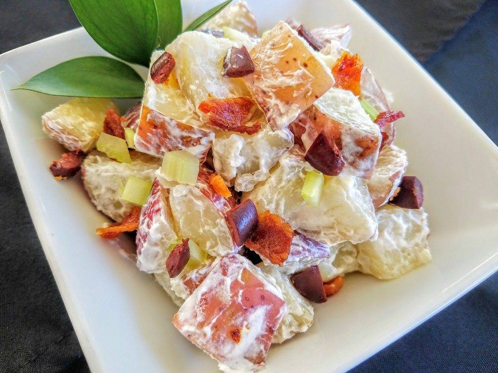 Ranch Hand Bacon Potato Salad
