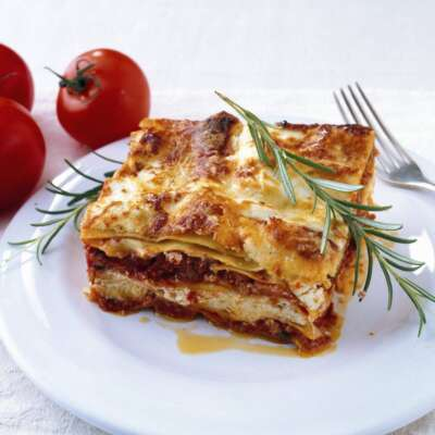 Home style Lasagna
