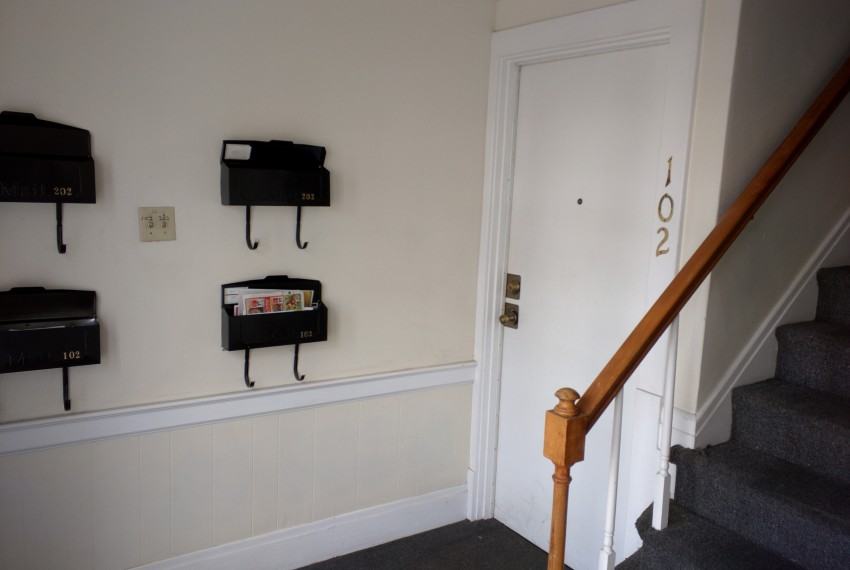 102 front door