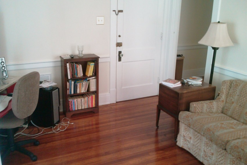 228 L.A.#201 Living Room & Front Door