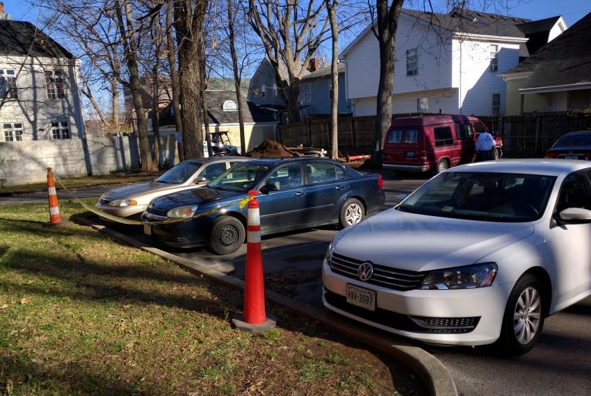 250LA Parking Lot 1