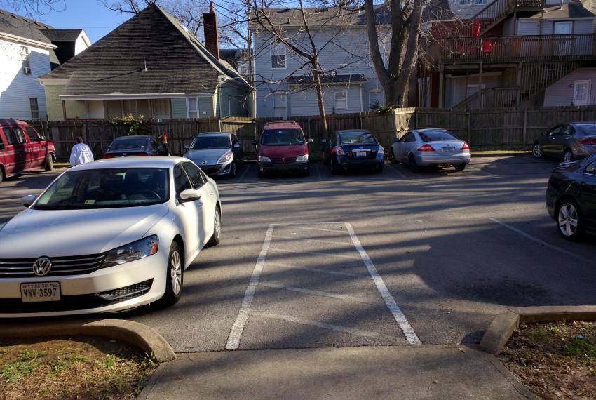 250LA Parking Lot 2