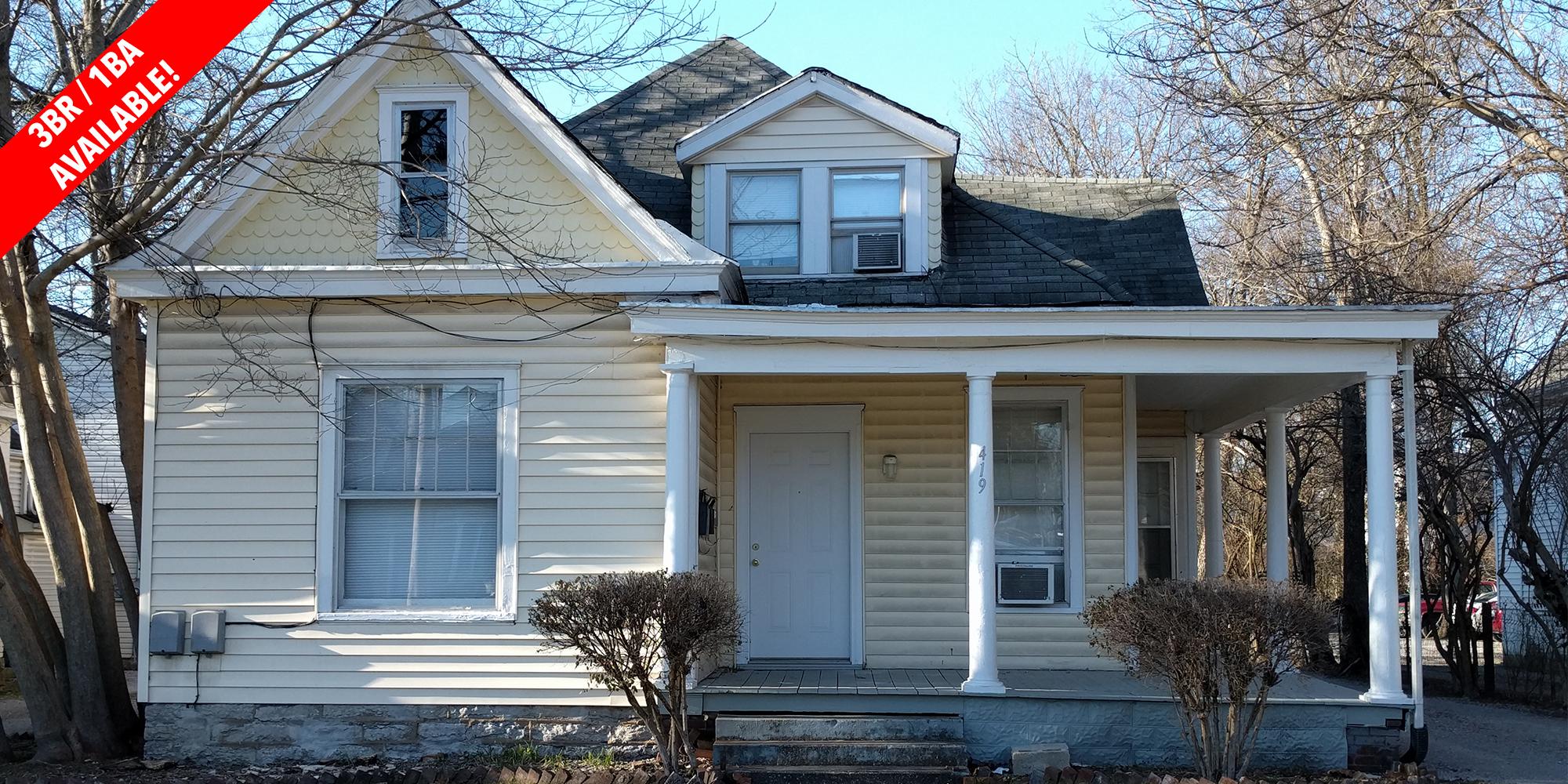 419 Woodland Avenue | Apt. #1 & 2