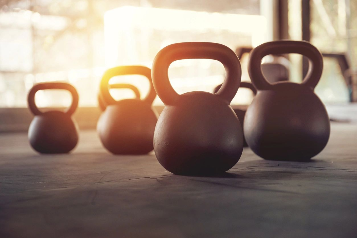 HouseCalls Physiotherapy-Kettlebells