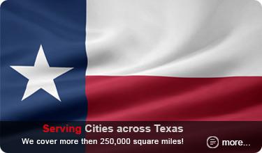 Serving Cities Across Texas