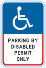 Handicap Parking Information