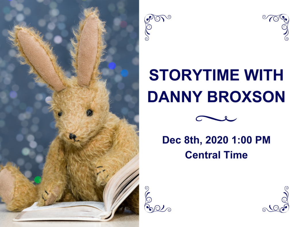 Story Time with Danny Broxson