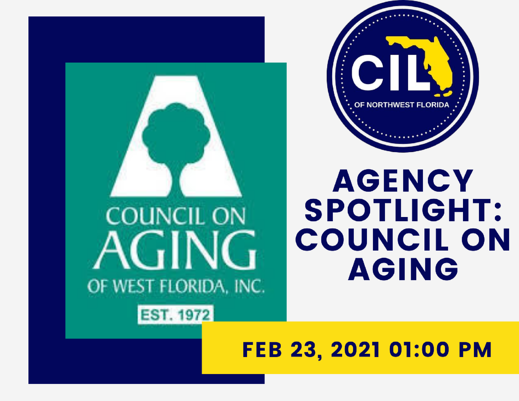 Council on Aging - Agency Spotlight