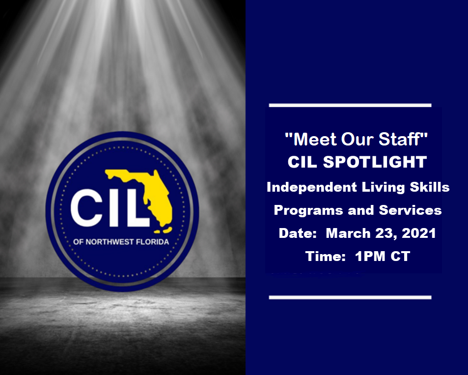"CIL Spotlight Presentation Series – ""Meet Our Staff"""