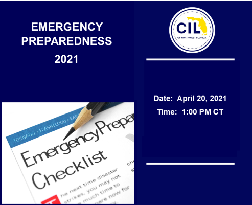 Emergency Preparedness 2021