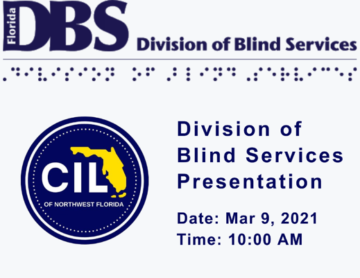 Division of Blind Service Presentation