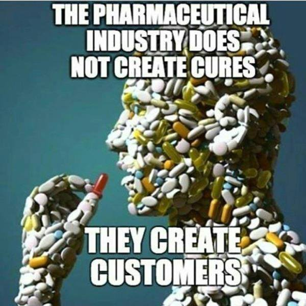 Big Pharma CEO: 'We're in Business of Shareholder Profit, Not Helping The Sick'