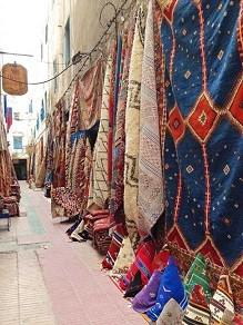 Carpets in Morocco