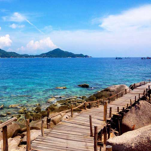 Thailand - Nangyuan-Island