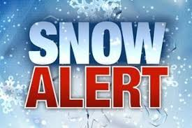 Image result for snow alert