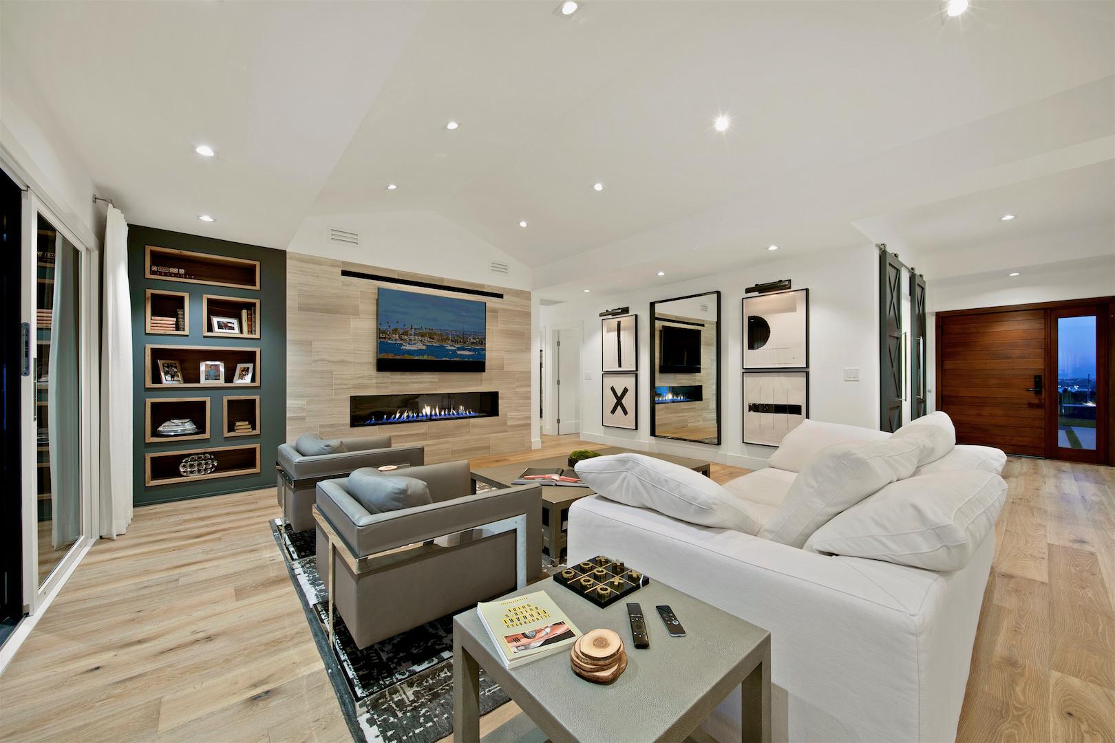 Soledad Mountain Living Room