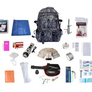 Hunters Deluxe Survival Kit