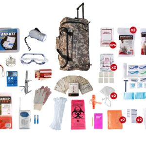 2 Person Elite Survival Kit
