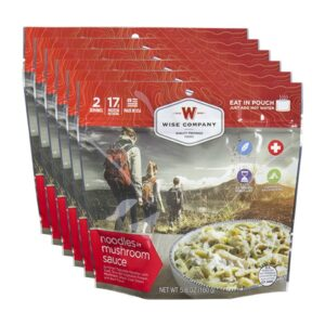 Stroganoff Cook in Pouch