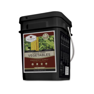 Freeze Dried Vegetable