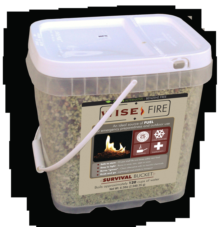 Fire Starter Bucket