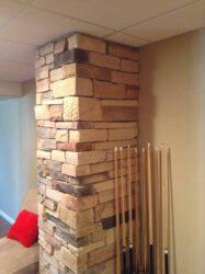 interior brick work