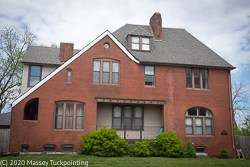 Brick homes St. Louis