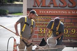 Tuckpointing & Masonry