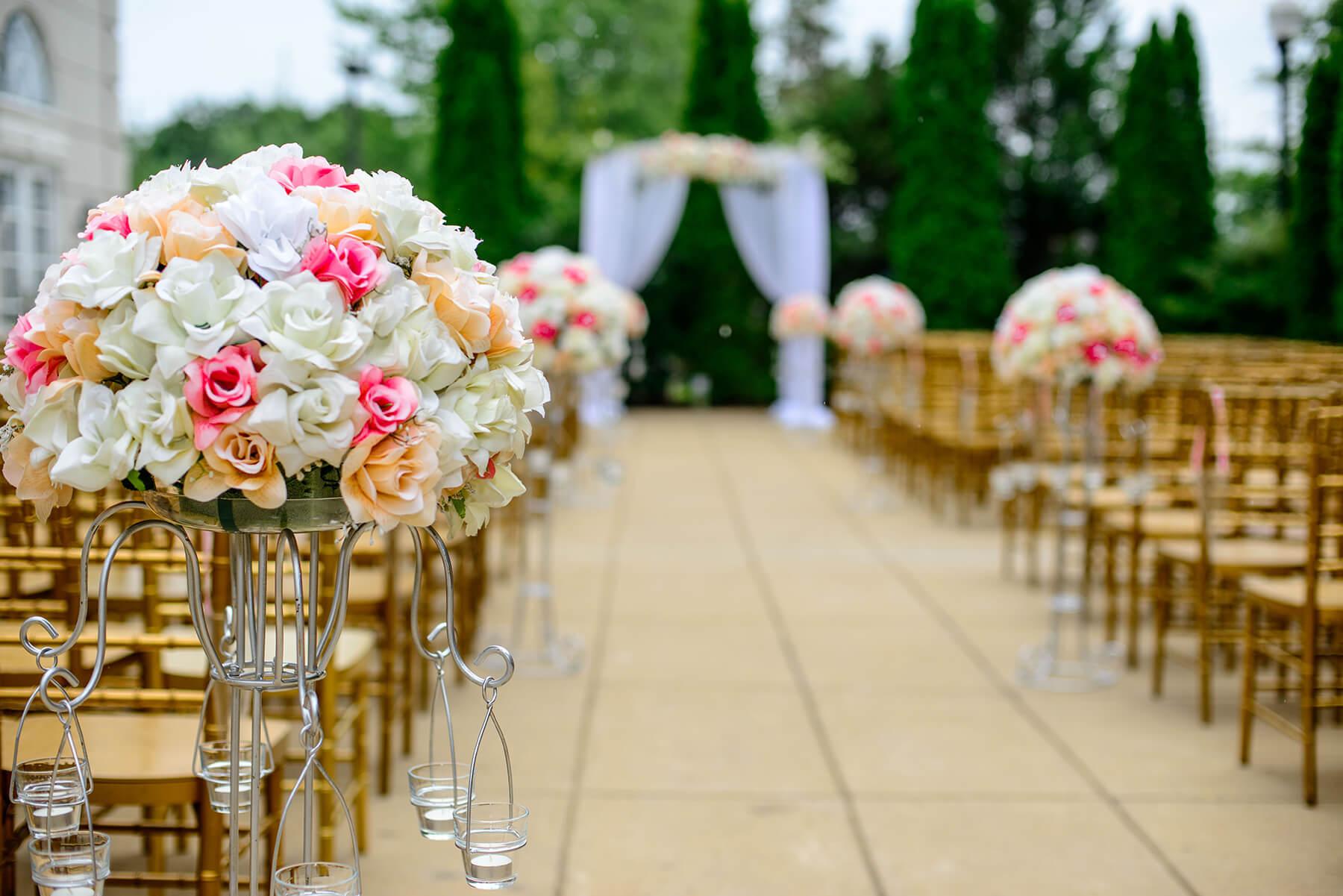 7 Ways to Plan a Mouth Watering Vegetarian Wedding