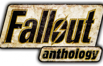 Promo logo for the Fallout Anthology collection