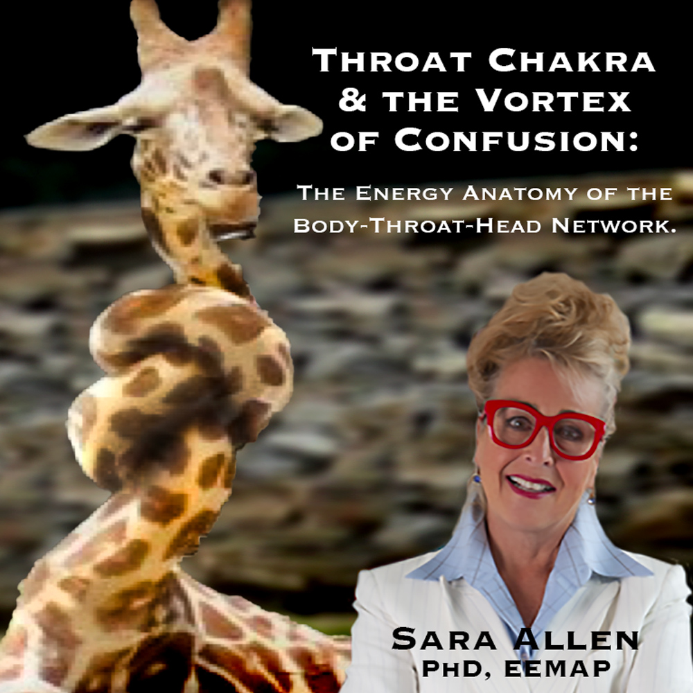 Throat Chakra & the Vortex of Confusion: The Energy Anatomy of the Body-Throat-Head Network.