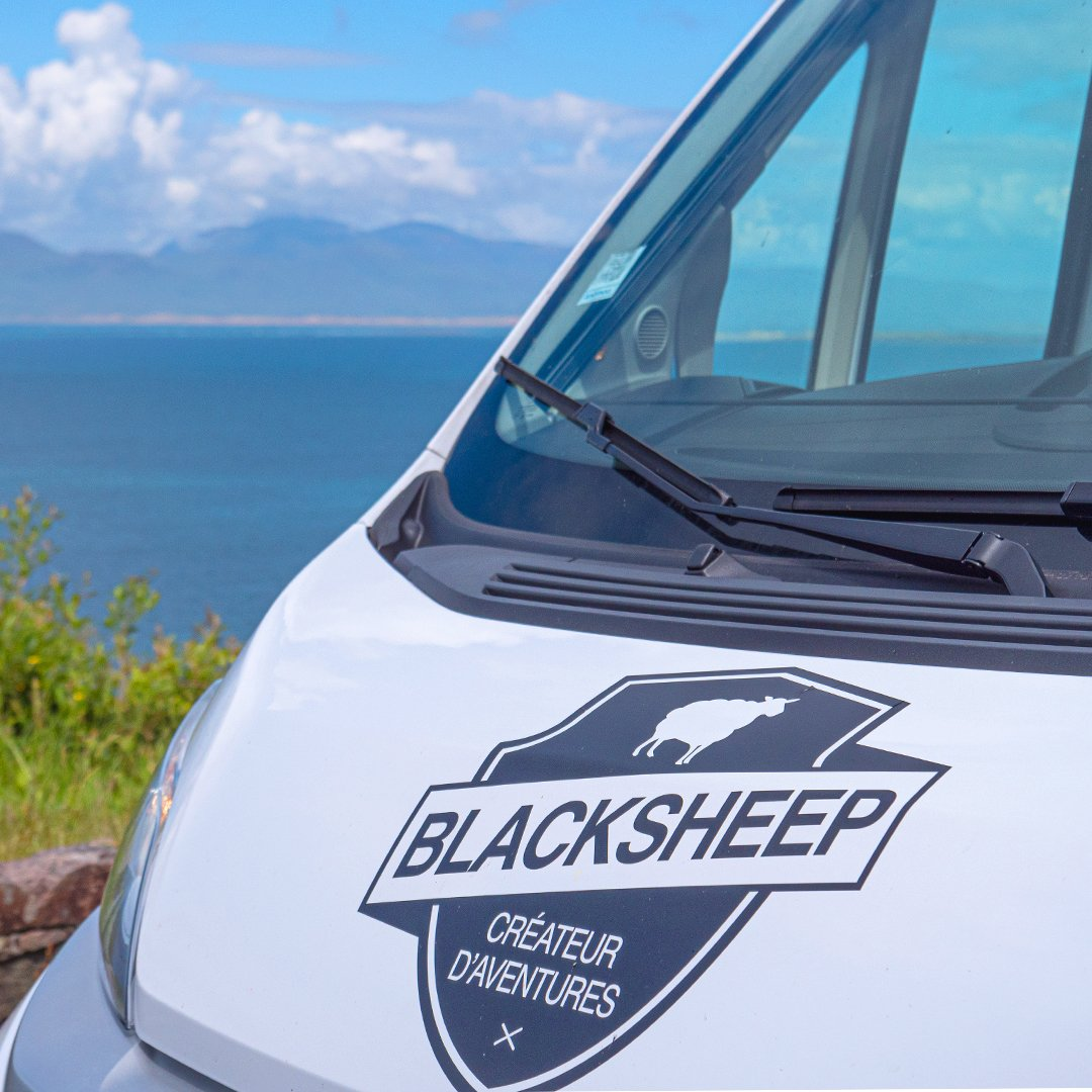Blacksheep Campervan