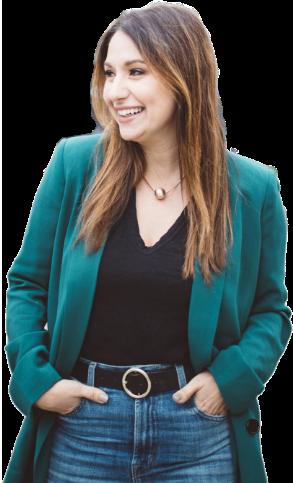 Author Lauren Berger