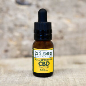 500mg full spectrum CBD oil tincture