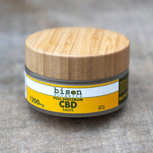 full spectrum cbd salve 1200mg