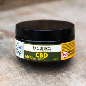 CBD salve 1600mg 8oz