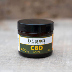 CBD salve 400mg 2oz