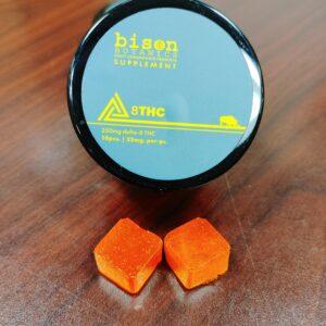 Orange Delta-8 THC Gummies