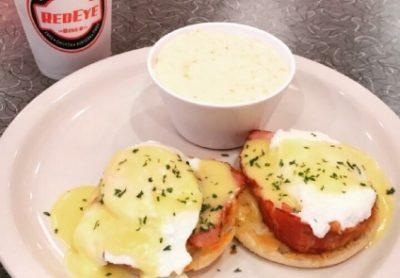 eggs Benedict diner charlotte