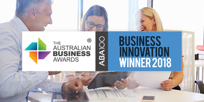 Business Innovation Awards 2018