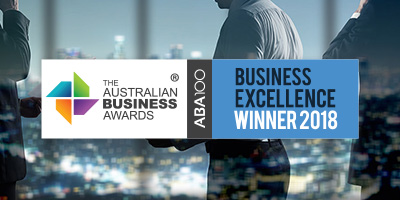 Business Excellence Awards 2018