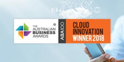 Cloud Innovation Awards 2018
