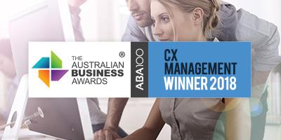 CX Management Awards 2018