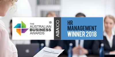 HR Management Awards 2018