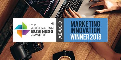 Marketing Innovation Awards 2018